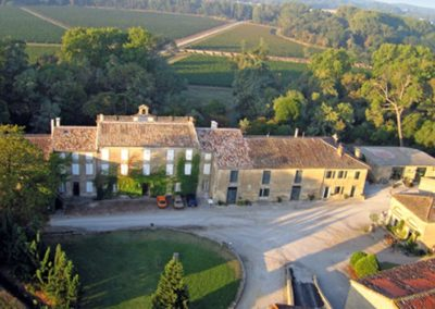 CHATEAU AUZIAS – PARETLONGUE