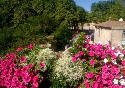 vue entrée par Carcassonne